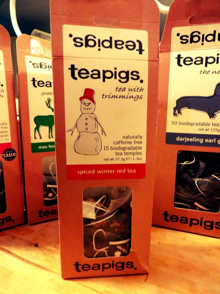 Spiced Winter Tea