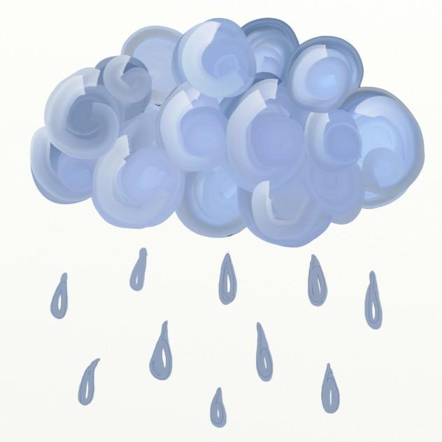 rain-cloud