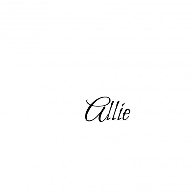 Allie Signature